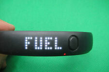 NIKE+ Fuelband Wrist Sports Runner Run Fuel Band Pedometer Size S Black USED