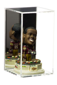 Acrylic Display Case with Mirror for Bobblehead or Action Figure (A016-MB)