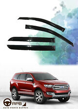 For Ford Everest 2016-2018 Deflector Window Visors Guard Vent Weather Shield
