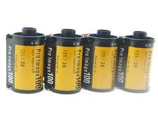 4x KODAK PRO IMAGE 100 35mm 36Exp CHEAP PRO COLOUR FILM By 1st CLASS ROYAL MAIL