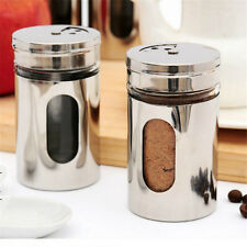 Spice Jar Seasoning Pot Storage Bottle Condiment Container Barbecue Tool