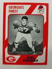 Joel Parrish Georgia Bulldogs UGA Dawgs 89 Collegiate Collection Coffee High GA