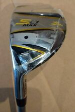*NEW-LEFT* Cobra golf S3 MAX #3 hybrid/rescue 20° - UST Mamiya Lite (no cover)