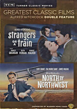 Alfred Hitchcock's - Strangers On A Train & North By Northwest Dvd(2 Discs) (I)