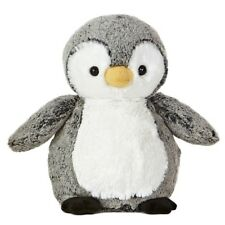 "Aurora 9.5"" Perky Penguin Plush Stuffed Animal Toy #03395"
