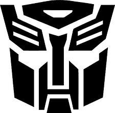 Transformers Autobot Vinyl Decal / Sticker