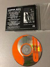 Aaron Hall Don't Be Afraid 1992 8-Trk USA PROMO CD Single Rare 90s R&B Swing