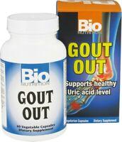 Gout Out, BioNUTRITION, 60 capsule