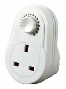 Plug-in Adjustable Dimmer Switch for Home Lamps