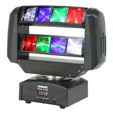 Equinox Hot Rod In movimento Testa DJ Disco Party Club 8 x 3 W LED Effetto Di Illuminazione TRAVI