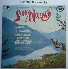 SONG OF NORWAY - Cast Recording - Excellent Condition LP Record MFP 5239