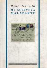 RENE NOVELLA MI SCRIVEVA MALAPARTE SHAKESPEARE AND COMPANY FLORENTIA 1° EDIZIONE