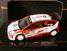 CITROEN C4 WRC #12 2ND RALLY ACROPOLIS 2009 OGIER INGRASSIA IXO RAM377 1/43
