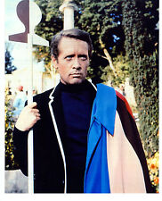 PATRICK MCGOOHAN THE PRISONER GREAT PHOTO