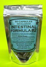 Intestinal Formula #2 Capsules(SUPER COLON CLEANSE*DETOX*WEIGHT LOSS*NO FILLERS