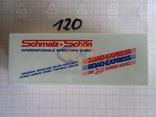10 x ALBEDO Ersatzteil Ladegut Kofferaufbau Container bedruckt H0 1:87 - 0120