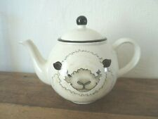 BACK TO FRONT SHEEP Teapot by ARTHUR WOOD