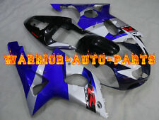 Fairing For Suzuki GSXR 1000 K1 K2 2000 2001 2002 Plastic Injection Bodywork M02