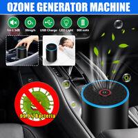 Ozone Generator Ozone Disinfection Machine Home Car Air Purifier Freshener