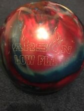 Hammer Arson Low Flare Bowling Ball 15lbs USED