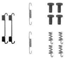Pagid 105-0622 Parking Brake Handbrake Shoe Fitting Accessory Kit 185mm Lucas