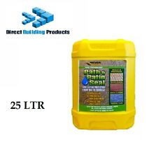 Everbuild 25L Path & Patio Seal and Sealer Paving Sealant - 25 Litre