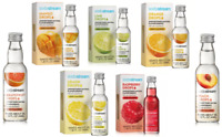 SODASTREAM Unsweetened Natural Fruit Flavor Essence  Syrup Drops