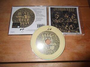 "JETHRO TULL ""Stand Up"" CD CHRYSALIS EUROPE 2001 - REMASTERED"