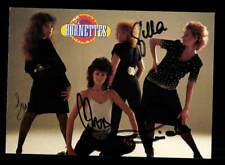 The Hornettes Autogrammkarte Original Signiert ## BC 160427