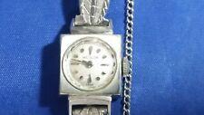 Vintage LeCoultre 17 jewels Women's Watch 10K GF Case & Band