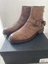 Belstaff Boots Cognac Size 8