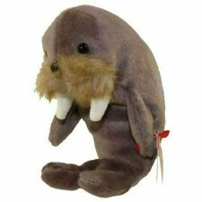 Ty 4082 Beanie Baby Plush Animal Jolly Walrus Style 1996 Mint Condition