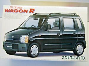 Fujimi 1:24 Scale Suzuki Wagon R RX Model Kit - New - Kit # 1000.1/24.03255