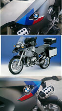 ADESIVI BMW GS R 1200  FIANCHETTI LATERALI SPORT dal 2004 - 2007