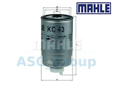 Genuine MAHLE Replacement Engine Screw-on Fuel Filter KC 43