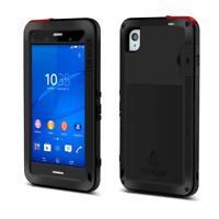 Waterproof Case Aluminum Metal Gorilla Phone Cover Skin For Sony Xperia Z3 Z4 Z5