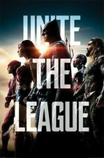 JUSTICE LEAGUE ~ ADVANCE ONE SHEET~ 24X36 JLA MOVIE POSTER ~ NEW/ROLLED!