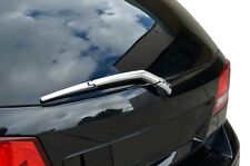 Chrome Rear Window Wiper Arm Blade Cover Garnish Trim For Fiat Freemont 13-17