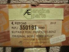 MERCEDES BENZ 170D 180D 170 180 D DIESEL A/E VINTAGE PISTONS X2 1949-1961 350191