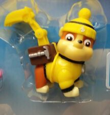 Rubble Paw Patrol Great Snow Rescue Figure 2017 Nickelodeon Spin Master Walmart