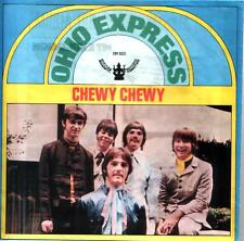 """7"""" Cover Ohio Express Chewy Chewy Buddah 201 023 (Only Cover)"""