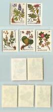 Russia  USSR, 1985,  SC  5379  5383  MNH, flowers. rta5783