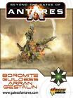 BEYOND THE GATES OF ANTARES - BOROMITE GUILDESS ARRAN GESTALIN - WARLORD