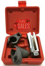 New 3pc Oxygen Sensor Socket Wrench O2 Tool Set Auto