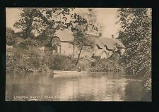 Dorset BLANDFORD London Derry pool c1910/30s? PPC