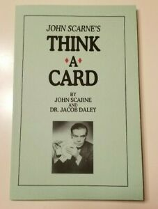 Think-A-Card by John Scarne and Dr. Jacob Daley