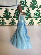 Princess Frog Tiana Party Dress Disney Hallmark Keepsake Christmas Ornaments NIB