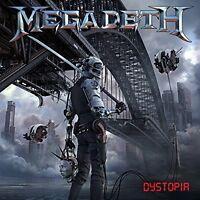 Megadeth - Dystopia [New Vinyl]