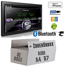 Pioneer autoradio para audi a4 b7 Bose Concert USB/Bluetooth/cd/Android/iPhone