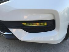 2016 2017 Honda Accord Yellow Fog light JDM TINT PreCut Vinyl Film Overlays